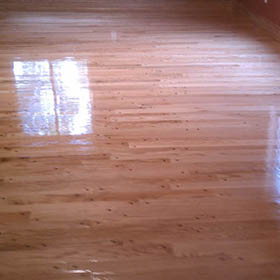 Twin Cities Hardwood Flooring Repairs after